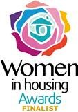 Women in housing logo